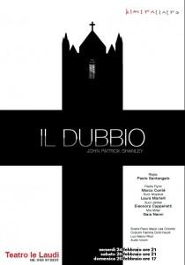 """Locandina de """"Il Dubbio"""""""