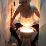 Gaia Nanni in Addiction di Massimo Ali