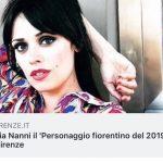 055Firenze.it - Personaggio dell'anno 2019